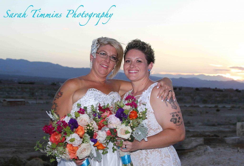 Blue Ribbon Ranch Wedding